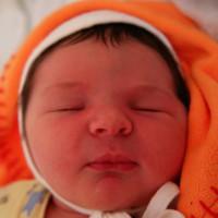 381. nap: Kijön ma még ez a baba? (Ábel)