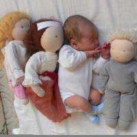 427. nap: Otthon ‒ Harmadik gyermekem születése