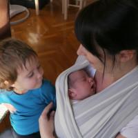 500. nap: Kistestvér születik, kórházban