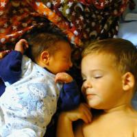 729. nap: Csak az új gyerekemre figyeljek (Leó)
