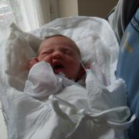 785. nap: Hagyományos szülés (Dani születése)