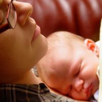 771. nap: Megvárta, hogy kórházban születhessen (Lackó)