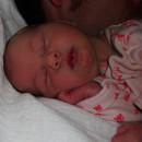 845. nap: Egy igazán komplikációmentes szülés: Dorka előbújik