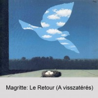 847. nap: Ez a Magritte megríkatott… (Samu, Cserne, Fülöp születése)