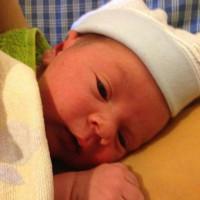 1089. nap: Örülünk! (Momó születése)