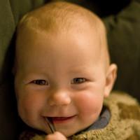 1130. nap: Kicsi, gyűrött ember (Áron születése)