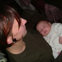 1511. nap: Kórházi szülést soha többet! (Sára)