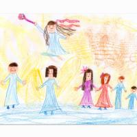 1497. nap: Áldással indult… (Ráhel)