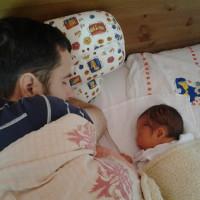 1709. nap: Nem akar több gyereket szülni a feleségem – kórházban (Sámuel születése)