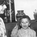1870. nap: Elaltatták és lett egy fia (a bátyám születése)