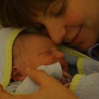 30. mese: Akkor mi holnap reggel hazamennénk (Sebi születése)