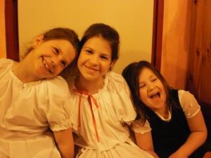 Lányok