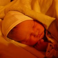 696. nap: A legpuhább, legfinomabb, legnyugtatóbb (Borcsi születése)
